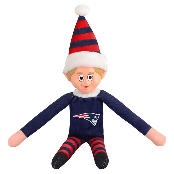 Forever Collectibles New England Patriots NFL 14-inch Team Elf
