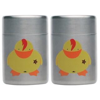 Children's Line Sheriff Duck Salt & Pepper