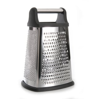 10-inch 4-side Grater W/ Handle