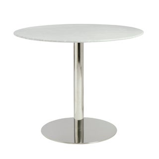 Tammy Chrome Dining Table