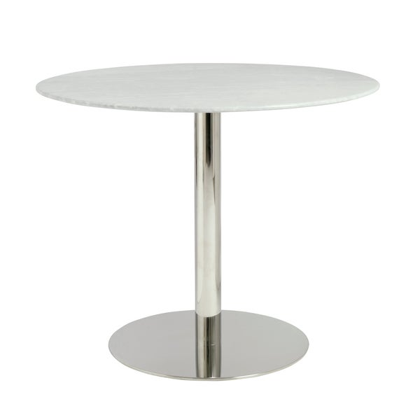 Tammy Chrome Dining Table