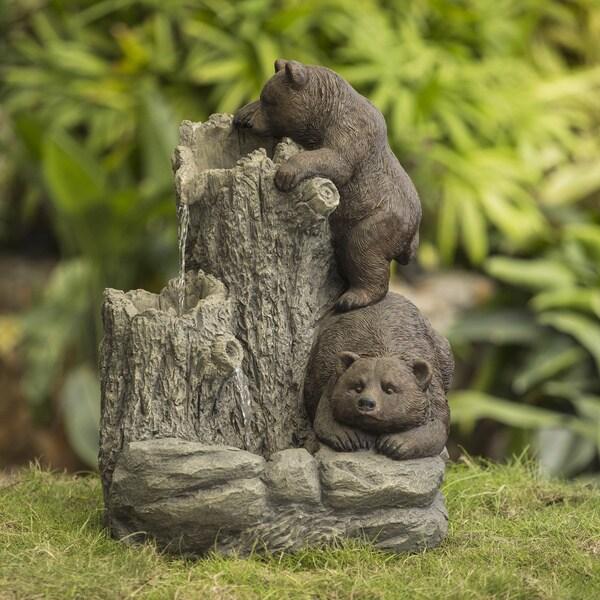 Bears Water Fountain 16605096