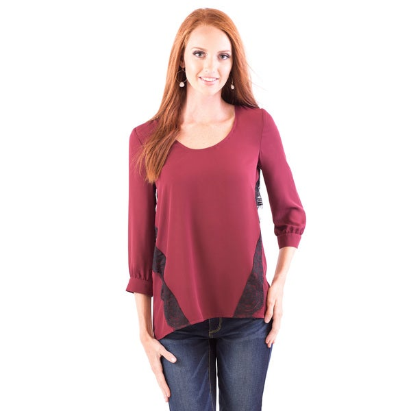 DownEast Basics Women's Prancer Blouse