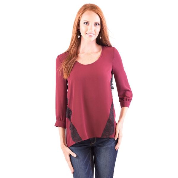 DownEast Basics Women's Prancer Blouse