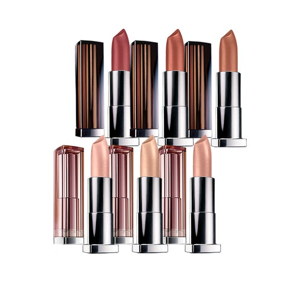 Maybelline Color Sensational Lipstick (Set of 6)