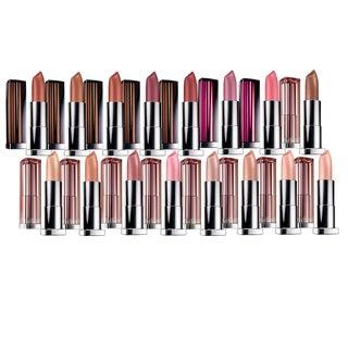Maybelline Color Sensational Lipstick (Set of 16)