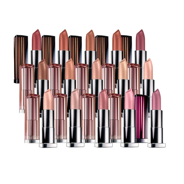 Maybelline Color Sensational Lipstick (Set of 15)