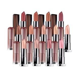 Maybelline Color Sensational Lipstick (Set of 13)