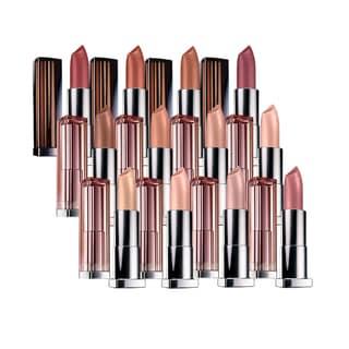 Maybelline Color Sensational Lipstick (Set of 12)