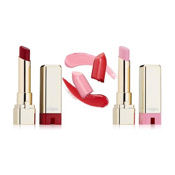 L'oreal Colour Caresse by Color Riche Lipstick (Set of 2)
