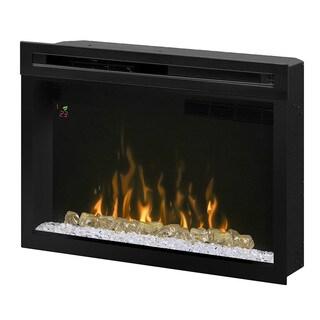 """Dimplex North America 33"""" Multi-Fire XD Electric FireBox Glass Media"""