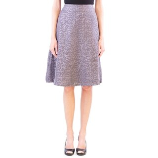 DownEast Basics Women's Sequin Detailed Celebrate Skirt