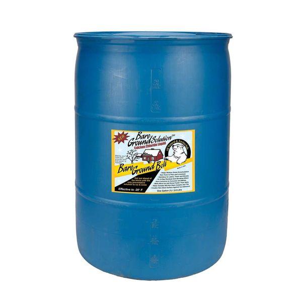 30-gallon Drum of Bare Ground Bolt Calcium Chloride Liquid Cacl2