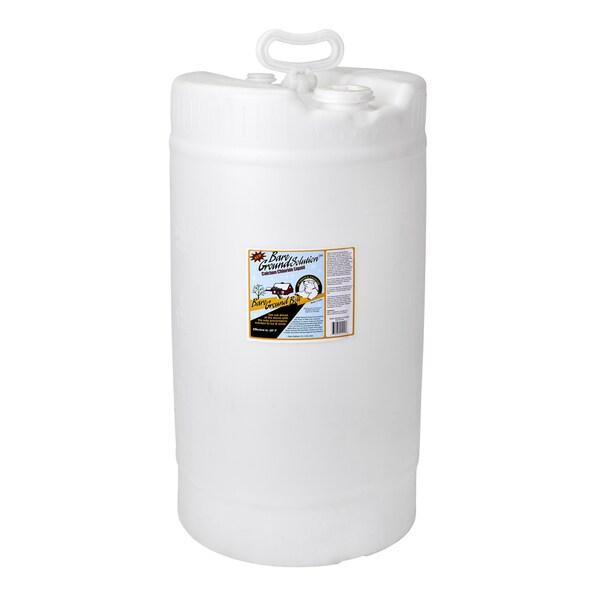 15-gallon Drum of Bare Ground Bolt Calcium Chloride Liquid Cacl2