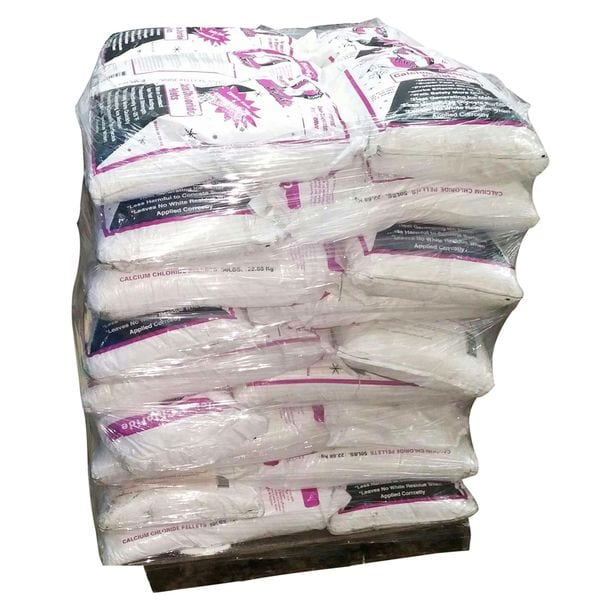 50-pound Bag of Calcium Chloride Pellets