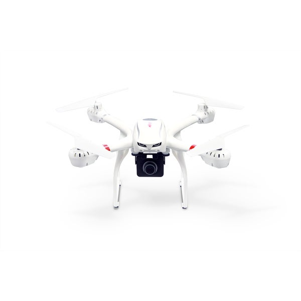 Hercules Smart Drone Kit with 720p HD Video Camera, FPV Live Streaming, and Remote Controller