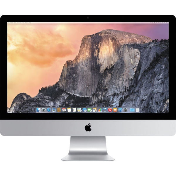 Apple 27-inch iMac with Retina 5K Display (Late 2014)