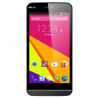 BLU Speed 4.7 LTE X120Q Unlocked GSM Quad-Core Android Cell Phone