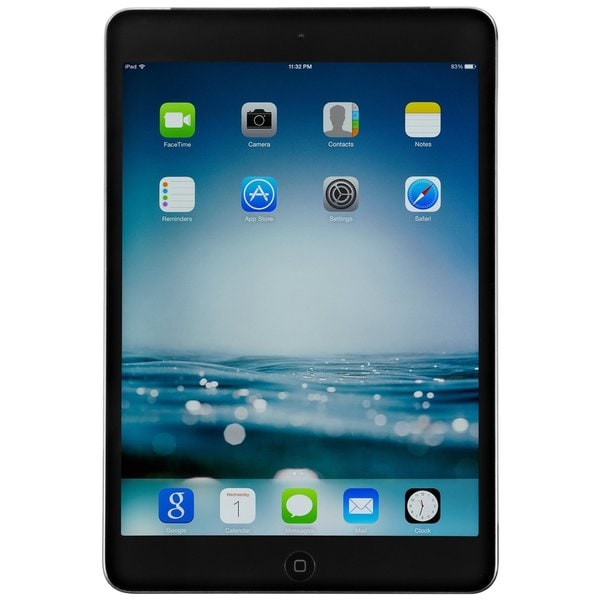 Apple iPad Mini Retina Display 32GB AT&T Unlocked GSM 4G LTE - Space Gray