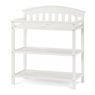 Child Craft Stanford Matte White Dressing Table