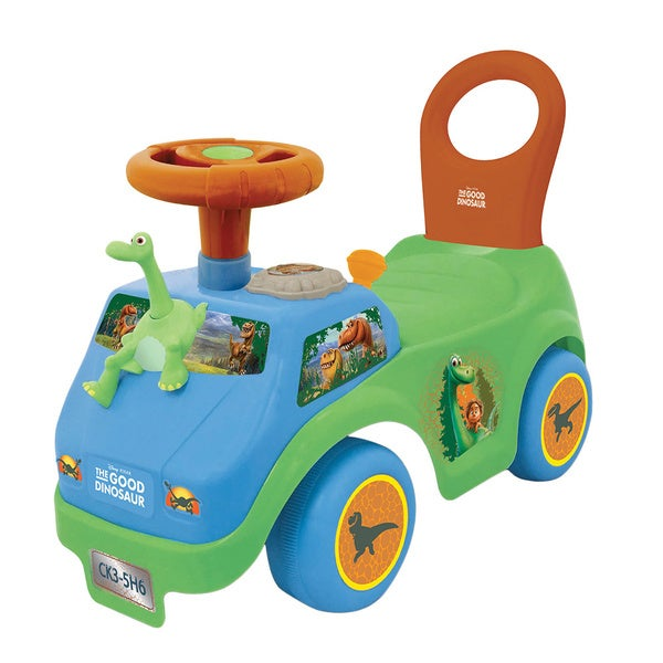 Kiddieland Disney PIXAR The Good Dinosaur Light and Sound Activity Ride-On