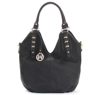Willie Michi Marbre Hobo Handbag