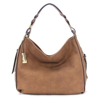 Chasse Wells Emeraude Shoulder Hobo
