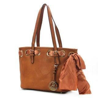Chacal Taylor Scarf Shoulder Tote Handbag