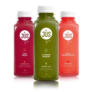 JUS by Julie Freshly Blended 3-day Juice Cleanse