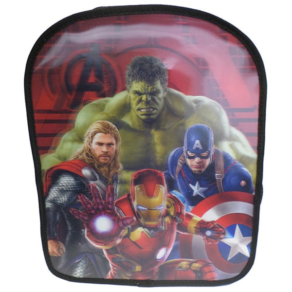 Marvel Avengers Hulk 16-inch 3D Backpack