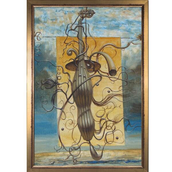 Sergey Roy 'The Spidle' Framed