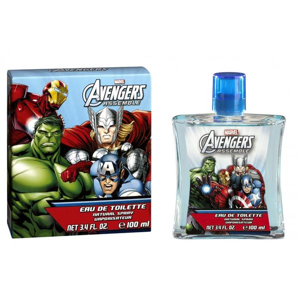 The Avengers by Marvel 3.4-ounce Eau de Toilette Spray for Men