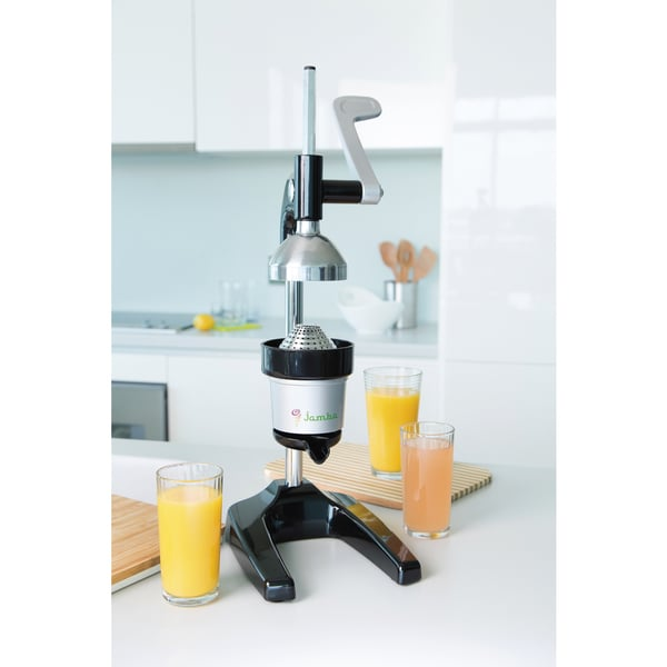 Jamba 66430 professional citrus juicer 17823256 for Alpine cuisine juicer