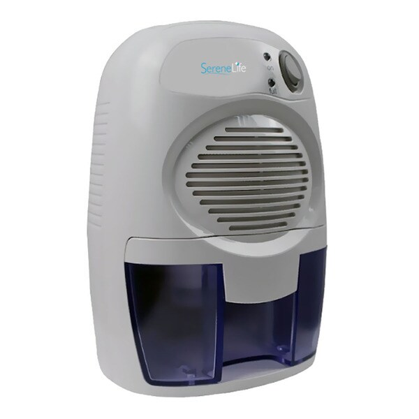 SereneLife PDUMID20 Compact Electronic Dehumidifier 16621080