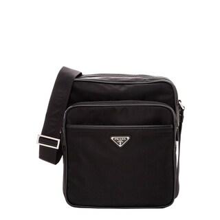 Prada Nylon Bandoliera Messenger Bag