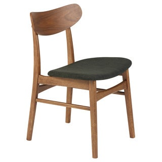 Fletcher Dark Grey Side Chair- RTA- (Set of 2)