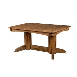 Sunny Designs Sedona Trestle Extension Table