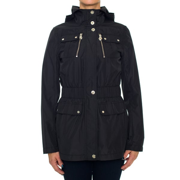 Laundry By Design Zip Parka with Hood