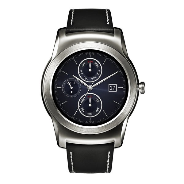 LG LGW150 Smart Watch Urbane (Silver)