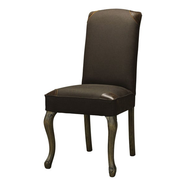 Stanhope Parsons Chair With Leather Patches