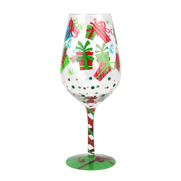 Wine Glass Christmas Gifts (Set of 4)
