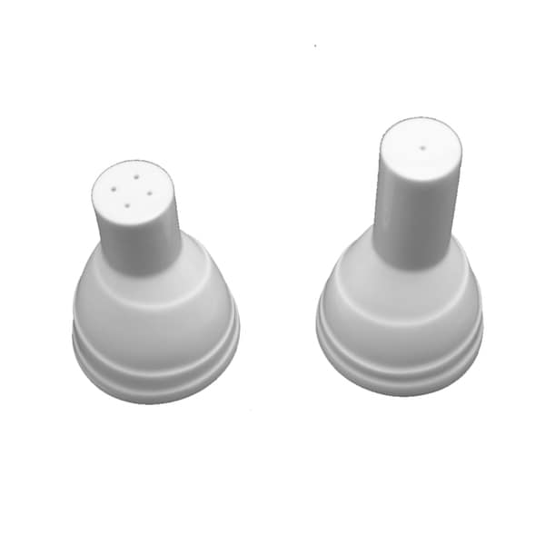 Hotel Line Salt & Pepper Wells Set