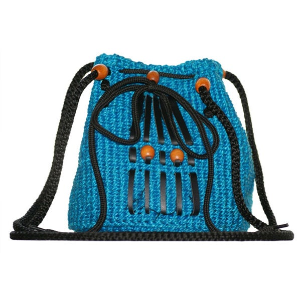 Sisal Drawstring Bag (Kenya)
