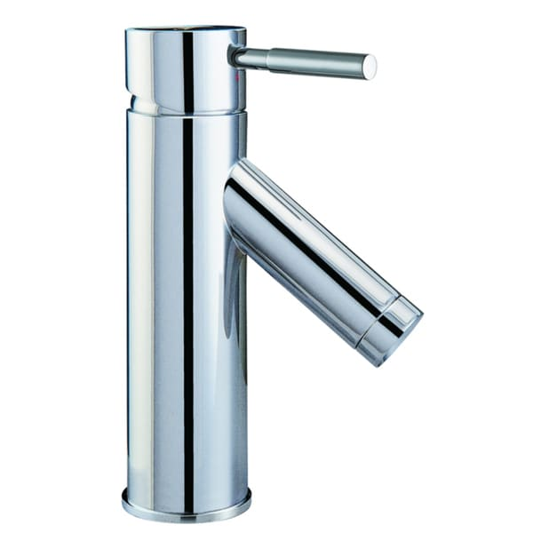 Dawn Single-Lever Chrome Round Lavatory Faucet