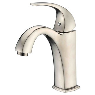 Dawn Brushed Nickel Single-lever Lavatory Faucet
