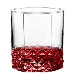 Bottom Double Cut Rock Glass 10.5 oz