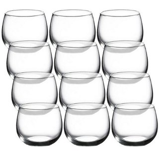 Luminarc Cachet 13-ounce Stemless Red Wine Glasses, 12 Pack