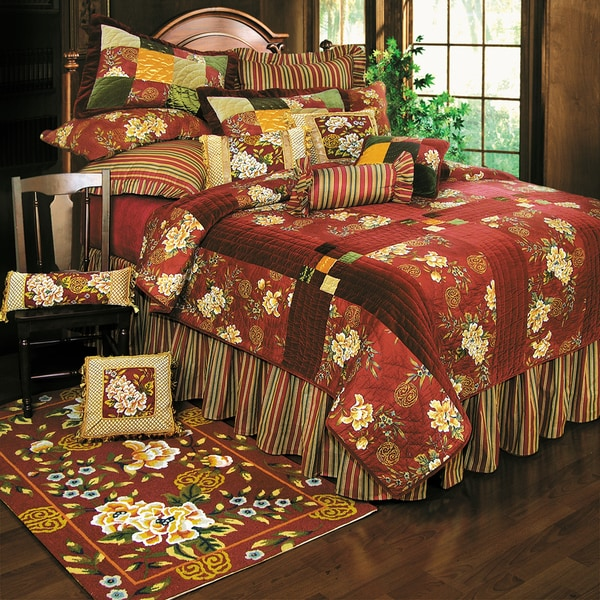 Imperial Cotton Patchwork Full/ Queen Quilt