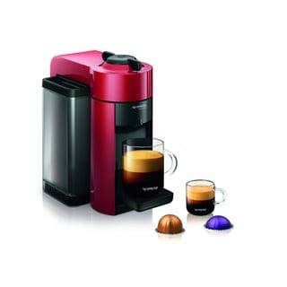 Nespresso GCC1-US-RE-NE Red VertuoLine Evoluo Coffee and Espresso Maker