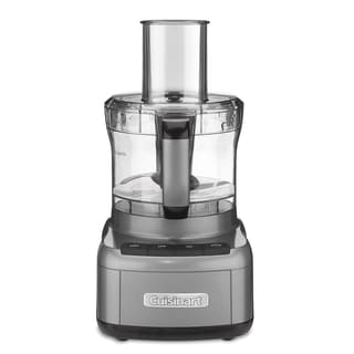 Cuisinart FP-8SVFR Silver Elemental 8-Cup Food Processor (Refurbished)